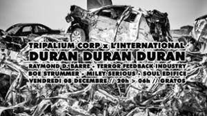Tripalium: Duran Duran Duran, Boe Strummer, Miley Serious & more