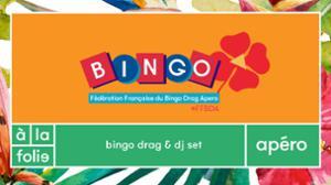 FF Bingo Drag Apéro w/ Minima Gesté & Tipsy Turvy + dj set