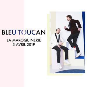 Bleu Toucan - La Maroquinerie
