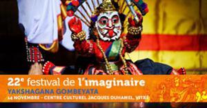 Les marionnettes Yakshagana Gombeyata vous font voyager en Inde !