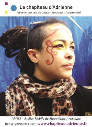 Atelier Mobile de Maquillage Artistique (AMMA)