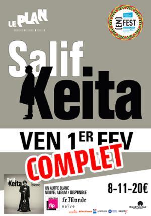 Salif Keita + Les Tambourlingueurs