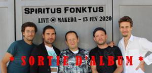 Spiritus Fonktus Sortie d'album !