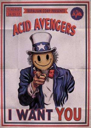 ACID AVENGERS