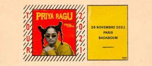 Priya Ragu + Thaïs Lona