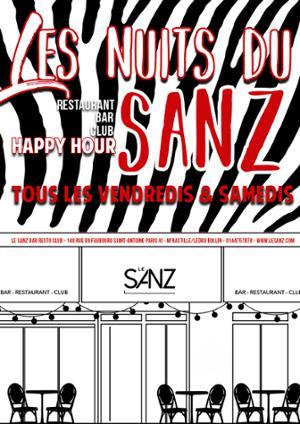 Les nuits du Sanz