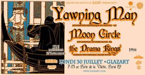 BTS #26 : Yawning Man • Moon Circle • The Drama Kings