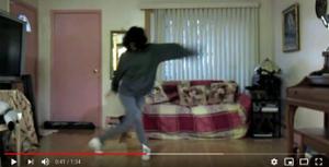 Initiation à la danse Shuffle