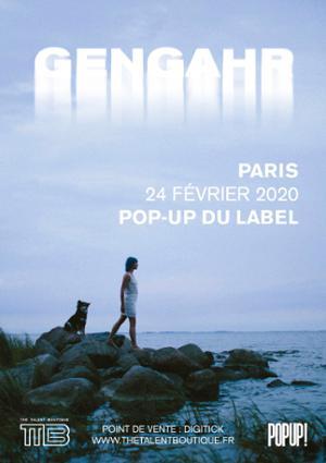 The Talent Boutique x Le Pop-Up du Label présentent : Gengahr + guest