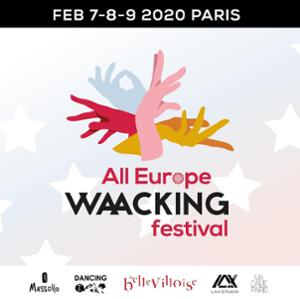 ALL EUROPE WAACKING FESTIVAL