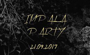 Impala PARTY Vol.1 // Live + Expos à l'International