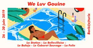 We Luv Gouine x La Folie : Sundykirie