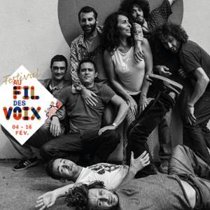 FESTIVAL AU FIL DES VOIX 2019 : LA CUMBIA CHICHARRA