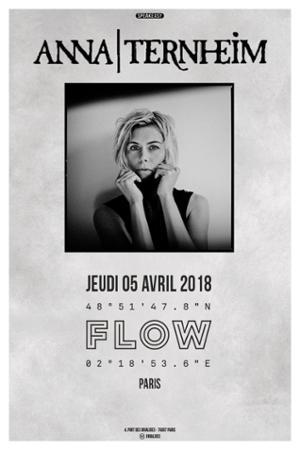 Anna Ternheim - Le Flow - Paris