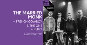 The Married Monk x French Cowboy & The One x Perio