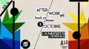 AFTERWORK #4 : BACK IN ASSAS W/ KÖON EN B2B AVEC LA BERD, AN0LOG, KMO