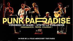 5teto La Cubanerie   Punk Paradise
