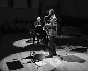 "Ethan Iverson & Mark Turner present ""Temporary Kings"""