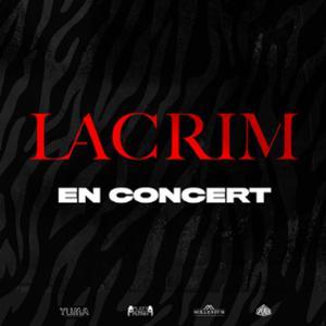 Lacrim • La Laiterie, Strasbourg • 5 octobre 2019