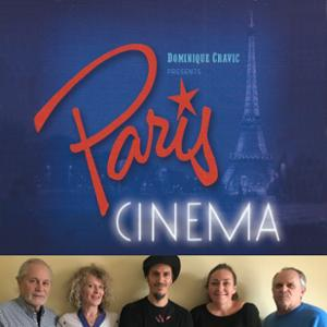 "Dominique CRAVIC ""Paris Cinema"""