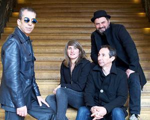 Aurore Voilqué Trio invite Angelo Debarre « La Valse Bohémienne »