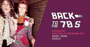 Back To The 70s / Free Entrance - Supersonic