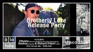 Ethyène - Brotherly Love LP Release Party