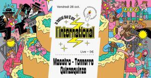 L'Inter fête ses 10 ans : Maestro  Quinzequinze  Tonnerre