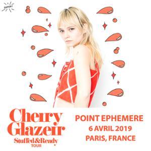 CHERRY GLAZERR + FLÈCHE