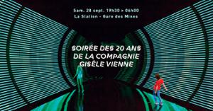 La Compagnie Gisèle Vienne fête ses 20 ans