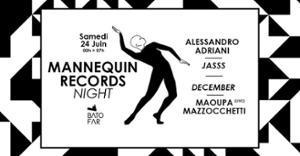 Mannequin Records w/ A.Adriani, December, JASSS, M. Mazzocchetti