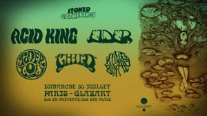 Acid King - Elder - Toner Low - Child - King Buffalo
