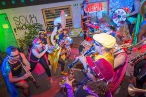 Halloween Party fanfares Poil O' + BrassTa & Dj set Balkan !