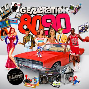 Generation 80-90, La Boum 100% années 80 et 90