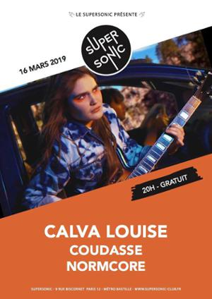Calva Louise x Guests / Supersonic