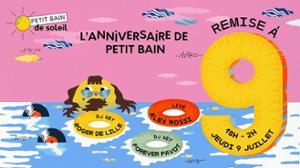 Petit Bain fête ses 9 ans !