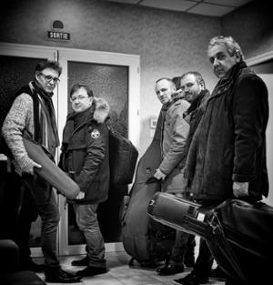 ROMANE & Eric BOUVELLE Quintet