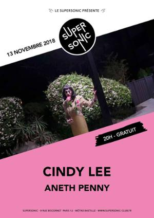 Cindy Lee (ex WOMEN / Canada) • Aneth Penny / Supersonic - Free