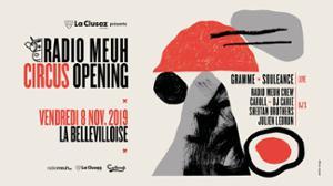 LA CLUSAZ PRESENTE : RADIO MEUH CIRCUS OPENING