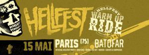 WARM UP RIDE HELLFEST 2K17 : THE BUTCHER'S RODEO, DJ MR BURIEZ, SUPERTANKER, DJ MIKE ROCK, SHOWTIME