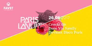 PARIS LA NUIT invite | Cracki • Dure Vie • Deviant Disco Paris