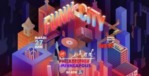 Funk & The City #13