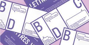 Lettres vivantes - Initiation à la typographie numérique