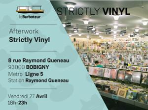 Afterwork Strictly Vinyl