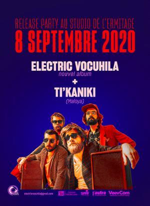 Electric Vocuhila présente