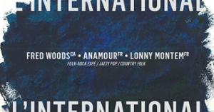 Fred Woods • Anamour • Lonny Montem