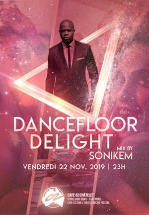 Dancefloor Delight by Sonikem