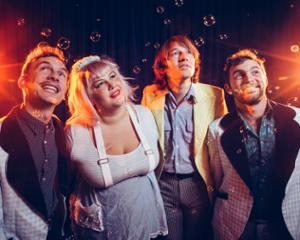 Shannon & The Clams + Howlin' Jaws + Gomme
