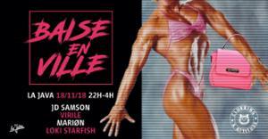Baise en Ville w/ JD Samson