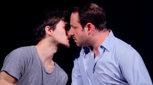 Prêt à baiser, Sacre#1, d'Olivier Dubois